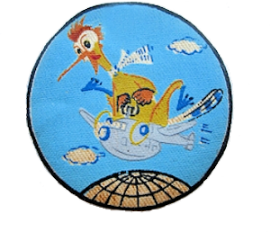 817th Expeditionary Airlift Squadron - Image: 817th Troop Carrier Squadron Korean War Patch