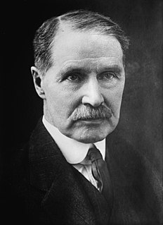 Bonar Law former Prime Minister of the United Kingdom