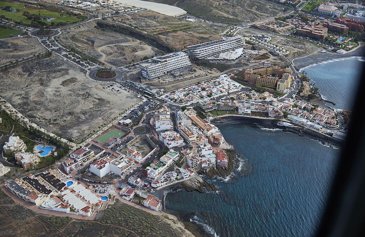 La Caleta Tenerife Villa Oakley For Sale