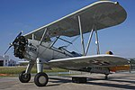 A321, Boeing Stearman PT-17 biplane, Fantasy of Flight, Polk City, Florida, USA, 2010.JPG