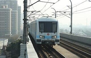 Line 9 (Shanghai Metro) metro line of the Shanghai Metro
