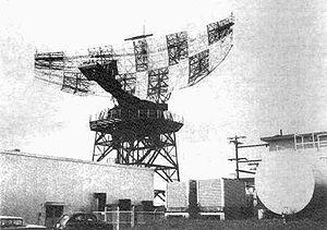 AN/FPS-24 Radar - Image: AN FPS 24 Radar