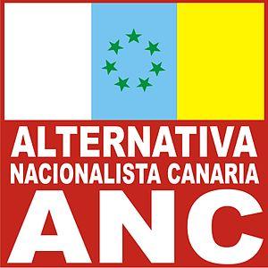 Canarian Nationalist Alternative - Image: ANC, Alternativa Nacionalista Canaria