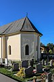 AT-62418 Kath. Pfarrkirche hl. Martin und Friedhof - Lind bei Velden 07.jpg