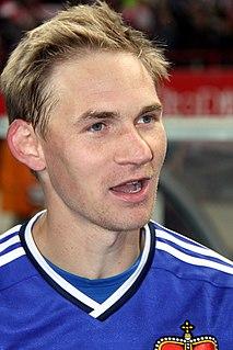 Liechtensteiner footballer