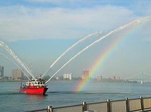 Detroit Fire Department - Fireboat Curtis Randolph
