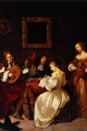 A Musical Evening - Caspar Netscher.png