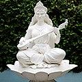 A Saraswati Statue in park.jpg