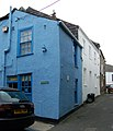 A blue cottage in Strand Street, Padstow - geograph.org.uk - 1469838.jpg
