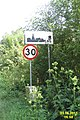 A largely ignored speed sign (km of course) (10850335954).jpg