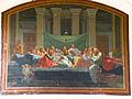Abbaye de Mondaye - Réfectoire 02.JPG