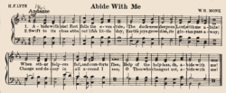 Image illustrative de l'article Abide with Me