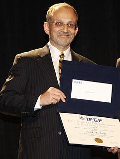 Asad Abidi Pakistani electrical engineer and scientist