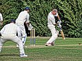Abridge CC v High Beach CC at Abridge, Essex, England 38.jpg