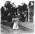 Academy Street platform, New York & Pennsylvania Railroad.jpg