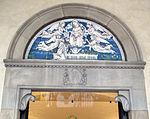 Accademia di belle arti di Firenze, andrea della robbia, assunzione di maria.JPG