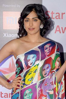 Adah Sharma graces the Star Screen Awards 2018 (02) (cropped).jpg