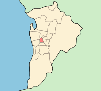 City of Adelaide - Image: Adelaide LGA Adelaide MJC