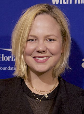 Adelaide Clemens - Clemens at the 2017 Montclair Film Festival