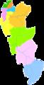 Administrative Division Zhuzhou.png