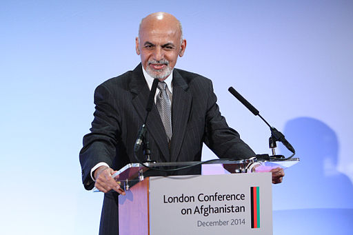 Afghan President Ashraf Ghani (15920922246)