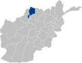 Afghanistan Jowzjan Province location.PNG