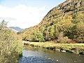 Afon Glaslyn and Craig y Llan - geograph.org.uk - 279652.jpg