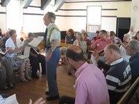 File:Africa No 178, Maine Sacred Harp Singing, Shaker Meeting House.webm