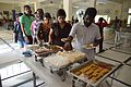 Afternoon Tea - Wiki Conference India - CGC - Mohali 2016-08-04 5937.JPG