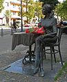 Agnieszka Osiecka - ul Francuska Warszawa (1).JPG