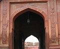 Agra Fort - views inside and outside (45).JPG