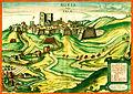 Agria BRAUN-HOGENBERG Civitates Orbis Terrarum Köln 1617..jpg