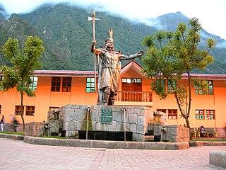Emperor of the Inca Empire (Tawantinsuyu)