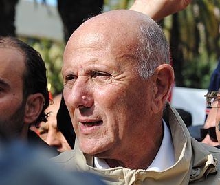 Ahmed Najib Chebbi Tunisian politician