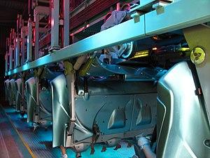 Galactica (roller coaster) - Image: Air 35