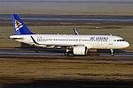Air Astana, P4-KBH, Airbus A320-271N (38578580076).jpg