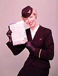 Air Hostess Uniform 1959 Winter 002 (9623437661).jpg