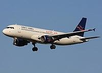 SU-BPW - A320 - Air Cairo