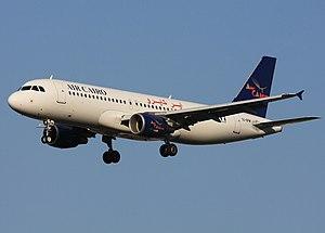 Air Cairo - Air Cairo Airbus A320-200
