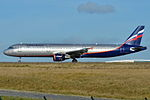 Airbus A321-200 Aeroflot (AFL) VP-BWO - MSN 2337 - Named Peter Chaikovsky (9234550702).jpg