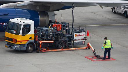 Static electricity is a major hazard when refueling aircraft. Airbus A321-231 - British Airways - G-EUXH - EHAM (5).jpg