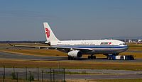 B-6092 - A330 - Air China