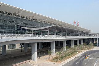 Xian Xianyang International Airport international airport serving Xian, China