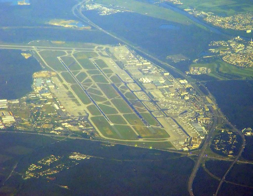 AirportFrankfurt fromair