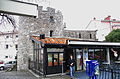 Ajdovščina - stolp trdnjave Castra in bar Stolp.jpg