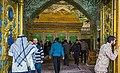 Al-Askari Shrine, Birth Anniversary - Dec 2017 02.jpg