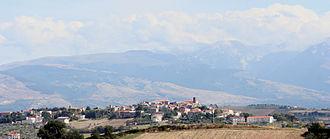 Alanno - View of Alanno