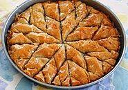 Albanian Baklava