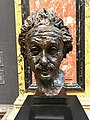 Albert Einstein bust at the Fitzwilliam Museum (39985271142).jpg