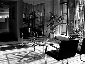 Albert Kahn Associates - Albert Kahn Associates interior office